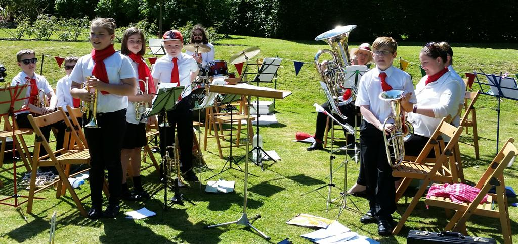 Walmer Gardens Junior Band
